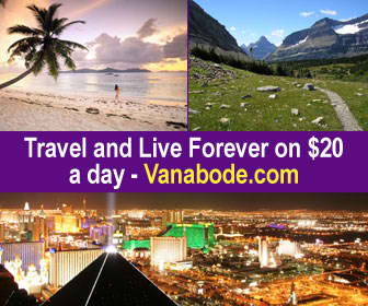 Travel on $20 a Day!