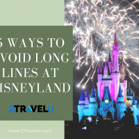 5 Ways To Avoid Long Lines At Disneyland